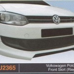 VOLKSWAGEN POLO TSI FRONT SKIRT RIEGER (PU2365)