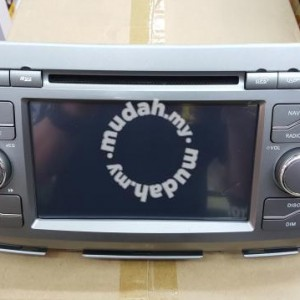 Alza OEM Touch Screen 7 inch Car DVD Player GPS