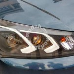 Proton saga blm fl projector head lamp light bar