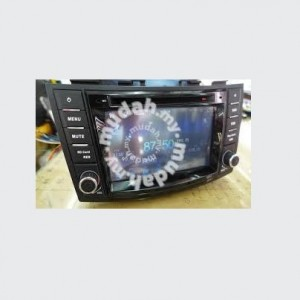 Suzuki Swift 2015 car dvd player with gps