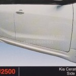 KIA CERATO K3 SIDE SKIRT (PU2500)