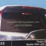 PROTON EXORA SPOILER WITH LED VIP (M411)