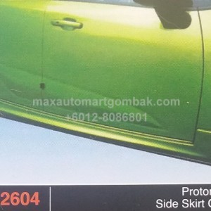 PROTON IRIZ SIDE SKIRT OEM (PU2604)