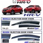 HONDA CR-V DOOR VISOR