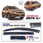 HONDA BR-V INJECTION DOOR VISOR