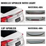 CIVIC 2016 SPOILER WITH LIGHT