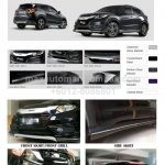 HONDA HR-V BODYKIT SET