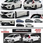 HONDA JAZZ 2014 BODYKIT SET