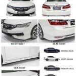HONDA ACCORD 2016 BODYKIT SET