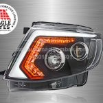 Ranger T6 Projector LED Light Bar Head Lamp
