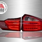 Honda City LED Light Bar Tail Lamp