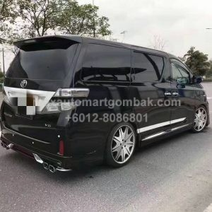 Full Set Vellfire 20 to 30 Bodykit Deal