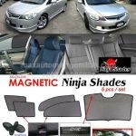 Honda Civic 2006 Magnetic Ninja Shades