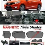 Honda Jazz 2016 Magnetic Ninja Shades
