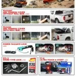 Ford Ranger T7 Accessories