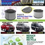Project S Super Stainless Steel Filter