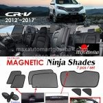 Honda CR-V 2012-2017 Accessories